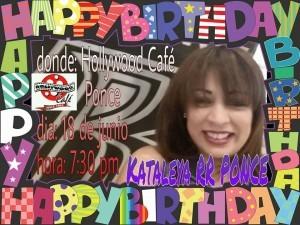 Kataleya Birthday