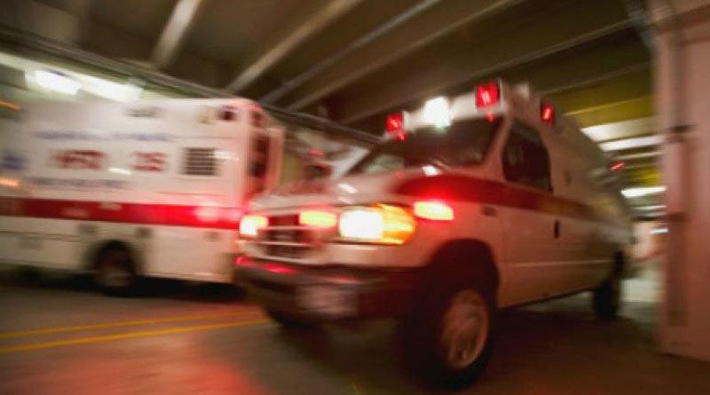 ambulancia, accidente