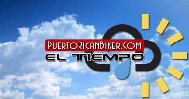 Resumen del Estado del Tiempo para Puerto Rico