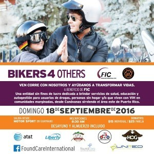 flyer-bikers-4-others
