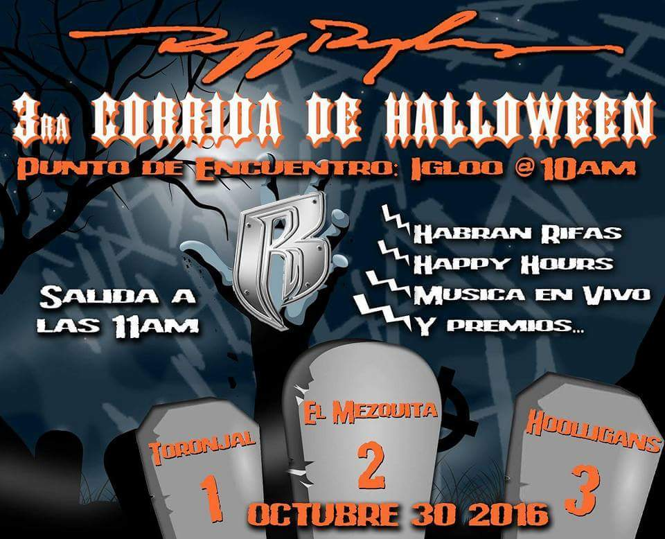 ruff-riders-hallowen-party