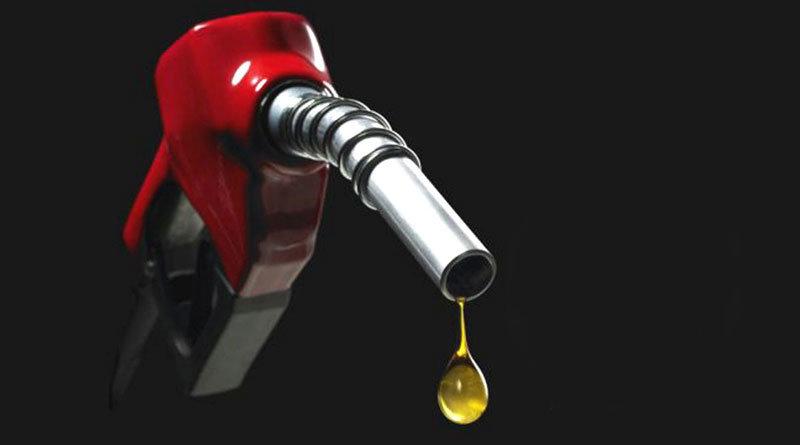 Gato encerra'o en el costo de la gasolina