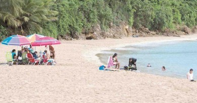 Mañana abren más playas
