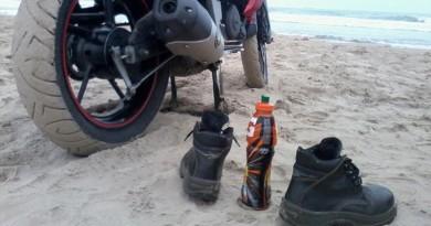 No apta para bañistas playa de Cabo Rojo