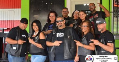 Fotos: 3er. Aniversario Taínos Ruff Ryders
