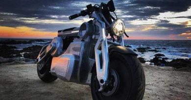 Curtiss Zeus, la primera moto de Curtiss Motorcycles ya está aquí