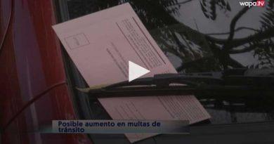 Se asoma un posible aumento a las multas de tránsito