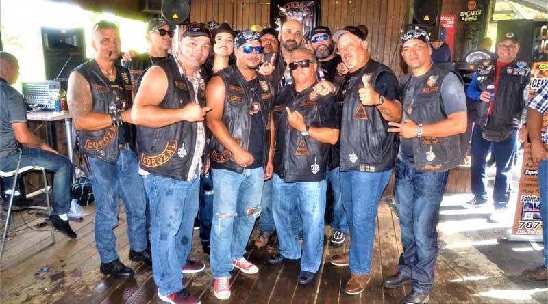 Biker Biker MC Celebra su 5to. Aniversario en el Tigre en Corozal