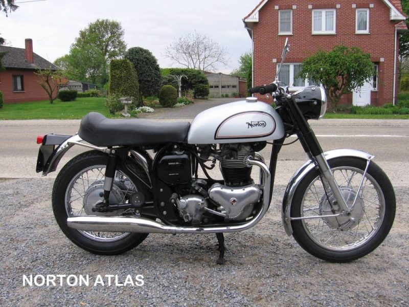 Norton Atlas 1963
