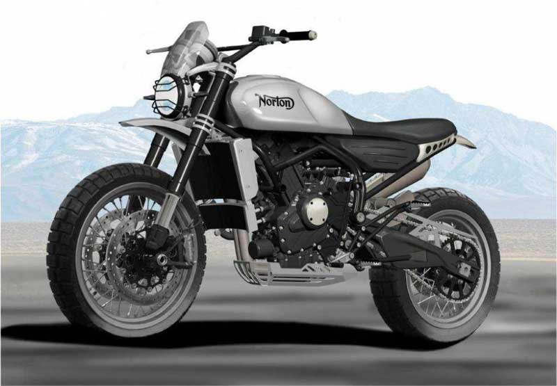 Norton Atlas 2019