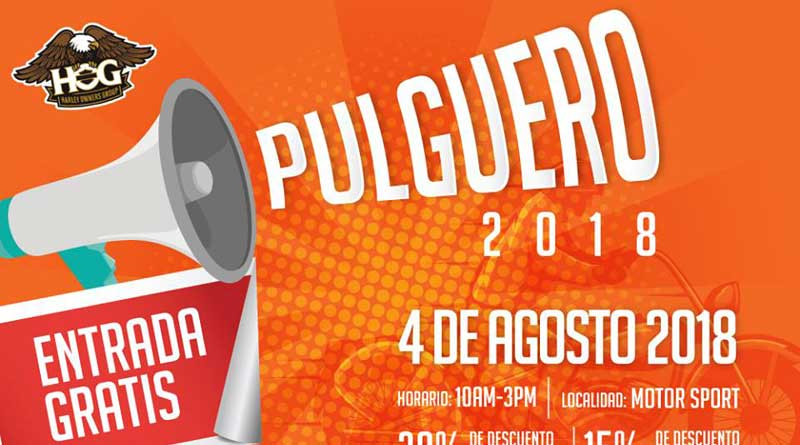Pulguero Motor Sport 2018