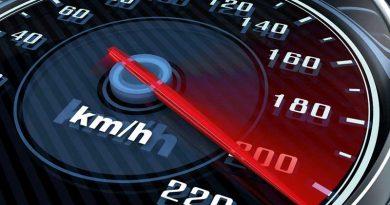 ¿Sabes cuáles son los límites máximos de velocidad?