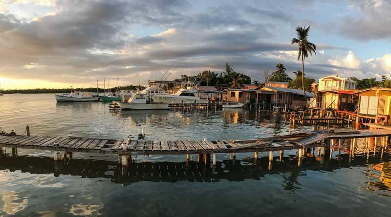 La pesca es una de las principales industrias de la costa puertorriqueña