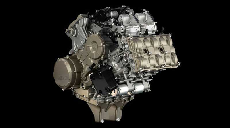 Motor V4, Ducati
