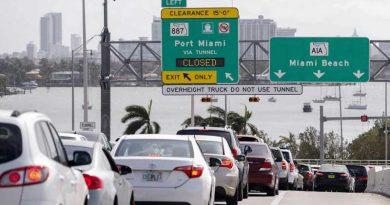 Florida, Miami, I-95,