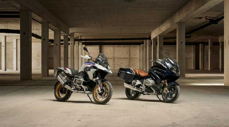 BMW R 1250 GS, R 1250 RT