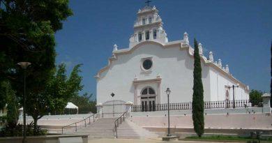 Coamo, Plaza, Iglesia