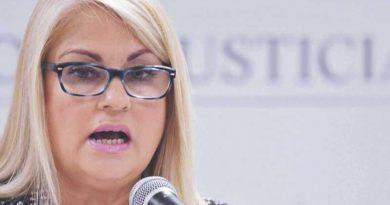 Wanda Vázquez, Secretaria, Justicia