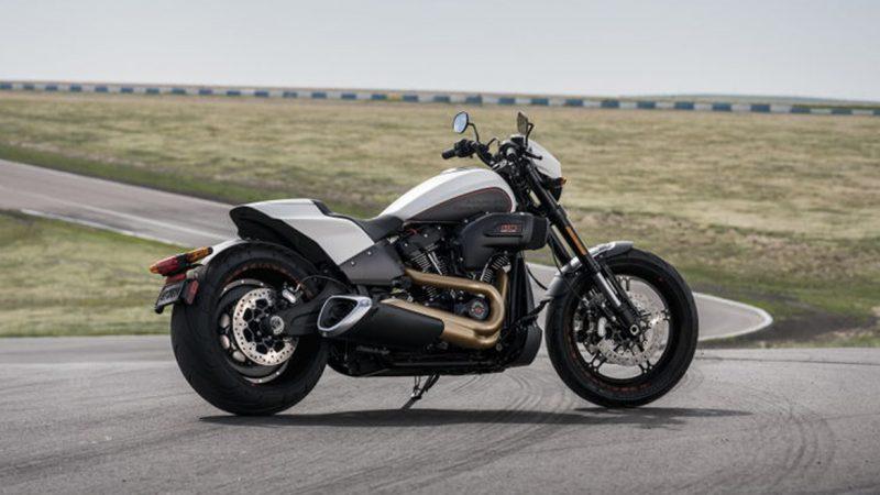 Harley-Davidson, Softail FXDR 114