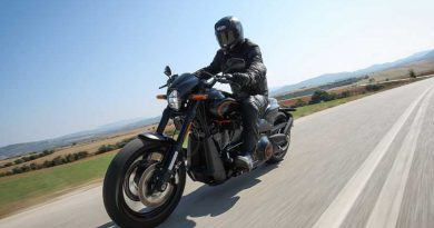 Harley Davidson, Softail FXDR 114
