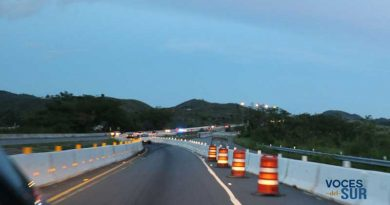 Puente, Expreso PR-52, Río Cañas, Juana Díaz