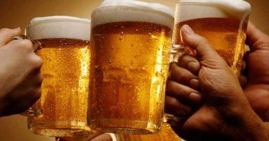 Precio de cerveza, calentamiento global