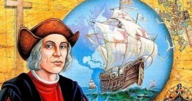 Dia de La Raza, Dia de Cristobal Colón