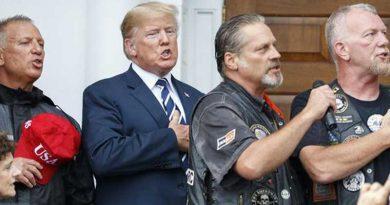 Harley-Davidson, Trump
