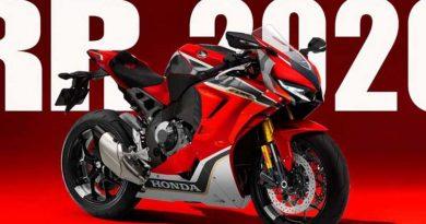 Honda CBR1000RR 2020