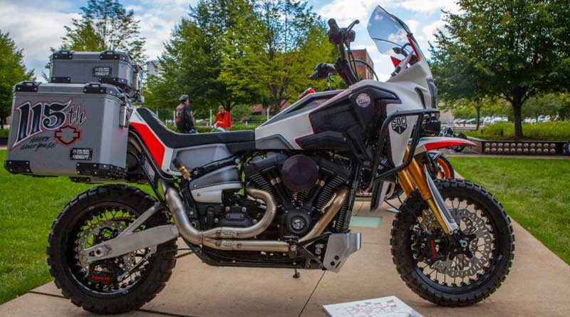 Harley Africa Twin