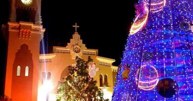 Doble celebración, navideña