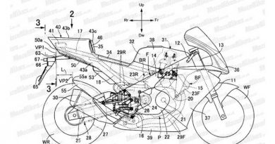 Honda RVF1000