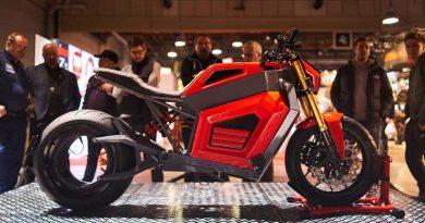 motocicleta eléctrica RMK E2