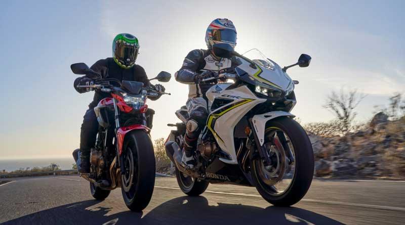 Honda CB500F, CBR500R