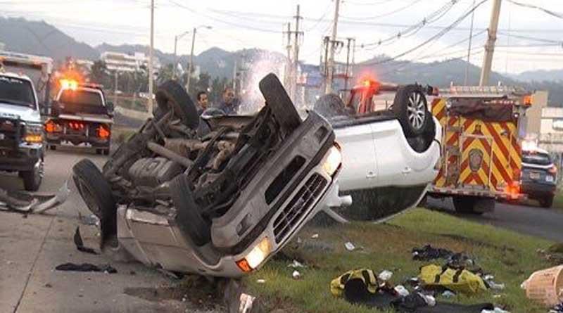 Accidentes de Vehículos de Motor