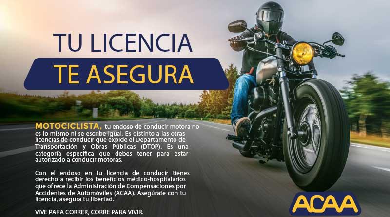 Examen Teórico de Motocicleta