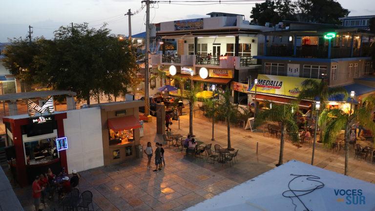 La Parquera, Lajas