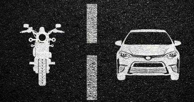 Comparte la Carretera