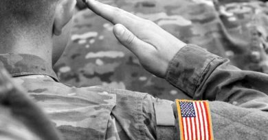 Veterano, Militar, Soldado US, USA