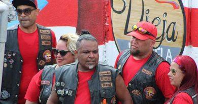 1er. Aniversario Berrios Discípulos Riders (2)