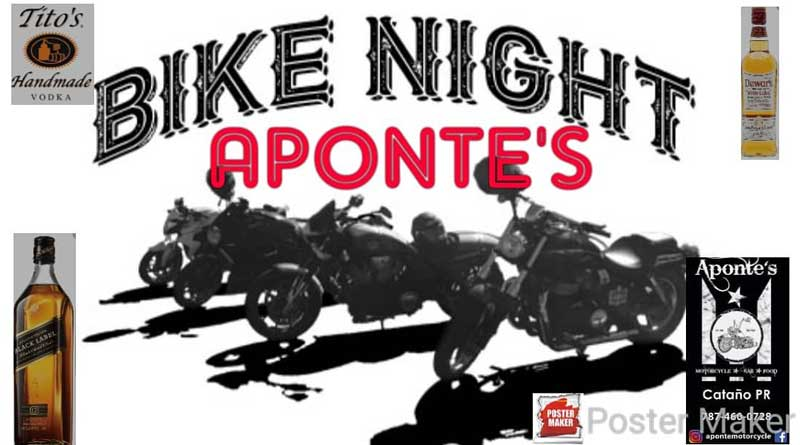 Aponte's Bike Night