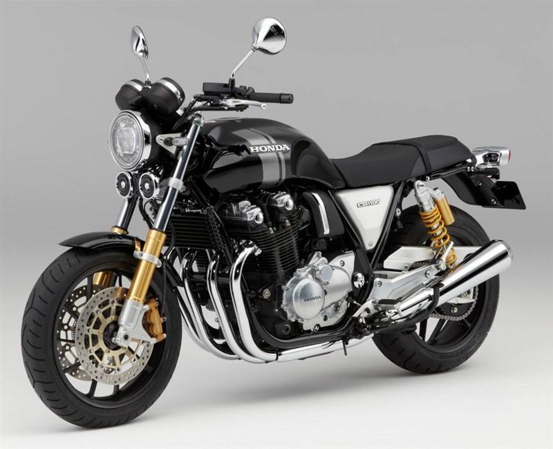 La Honda CB1100RS 2019 de serie