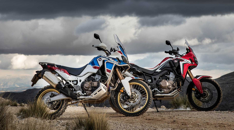 Africa Twin 1100, Africa Twin 1100 Adventure, 2020
