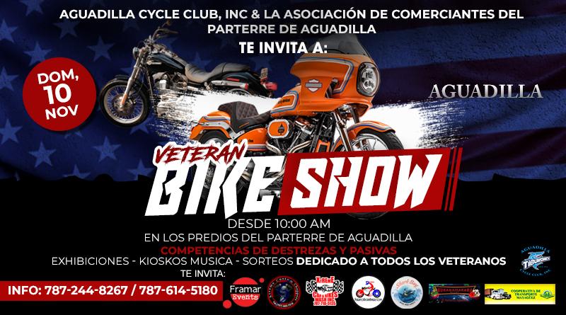 Veteran Bike Show 2019