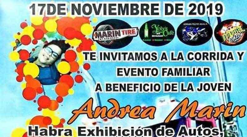 Corrida a beneficio de Andrea Marín 1-2