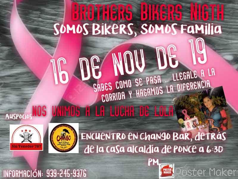 Brothers Bikers Night