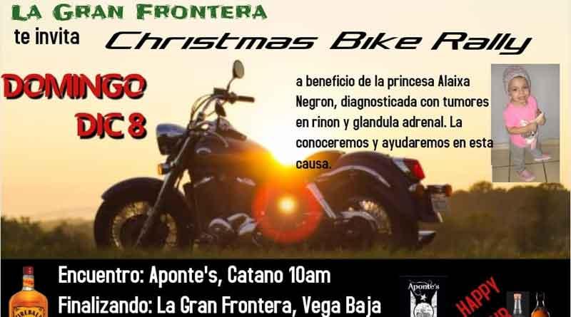 Christmas Bike Rally