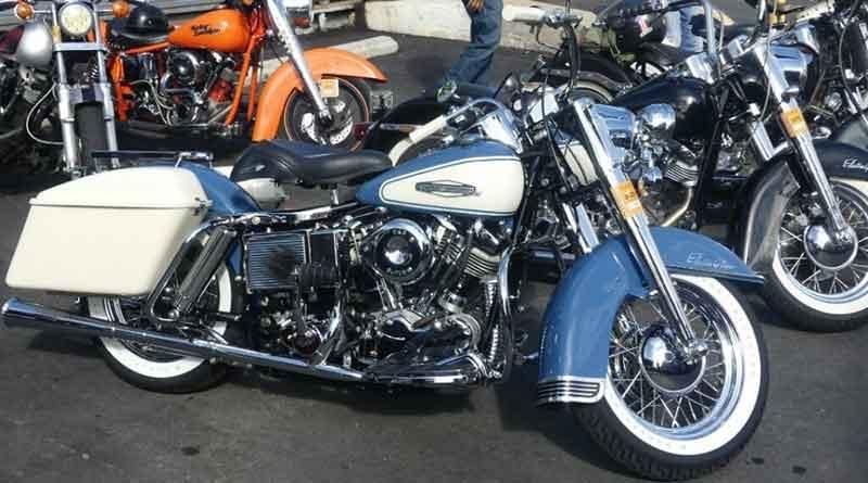 Harley Davidson Clásicas