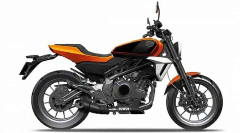 Harley Davidson de 338