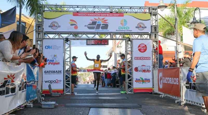 Maratón San Bla